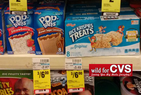 Kellogg's Snacks As Low As $1.50 Each