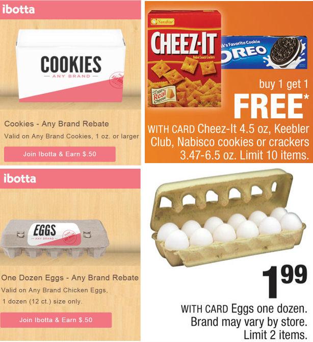 Cookies & Egg deal