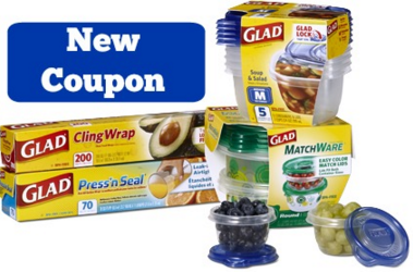 Glad Food Protection Coupon