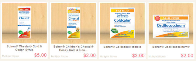 save up to 71  on boiron cold meds