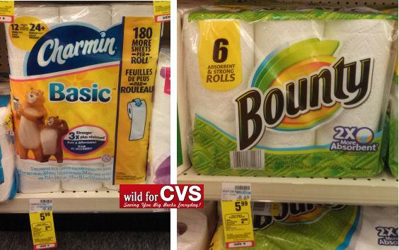 Charmin & Bounty deal