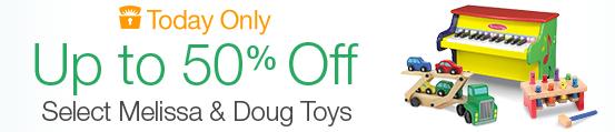 Melissa and Doug Toys
