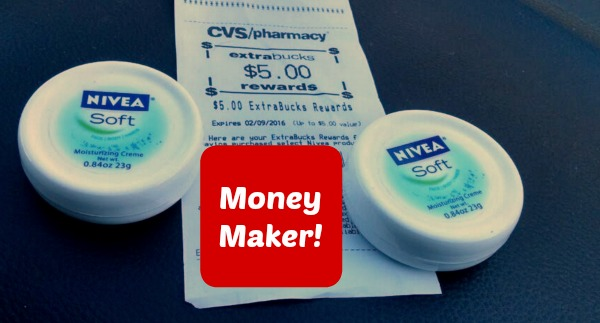 Nivea Money Maker at CVS