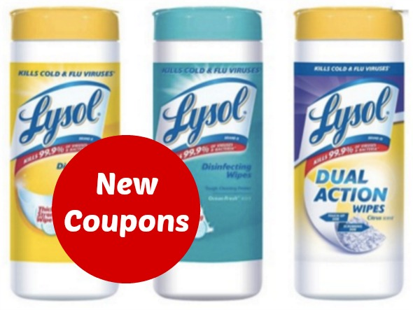 photo relating to Lysol Coupons Printable titled Clean Discount codes: Lysol, Quaker, Sargento Much more
