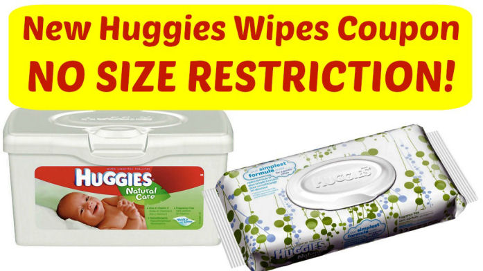 Coupons for huggies wipes 2018