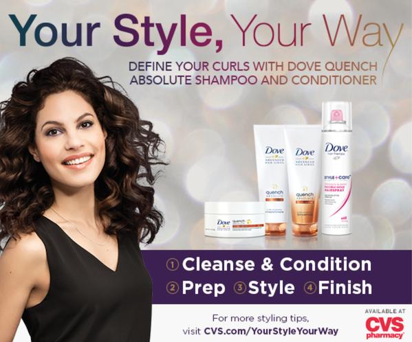 CVS Curly Hair Tips