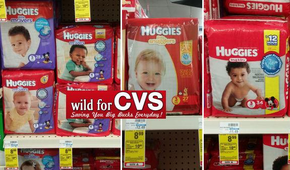 Huggies Jumbo Packs $4.49 Each!
