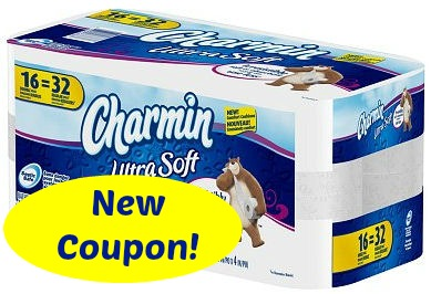 Charmin ultra coupon