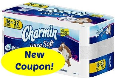 Charmin ultra coupon