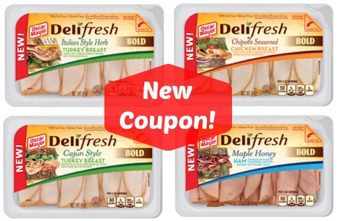 DeliFresh coupons