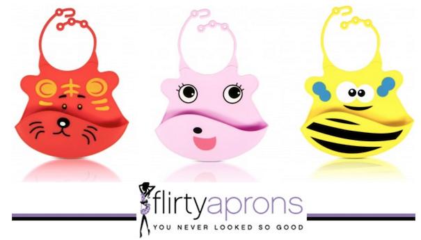 Flirty Apron bibs