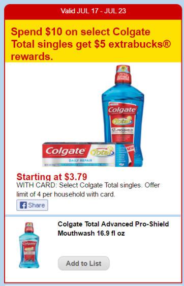 Colgate Rinse deals