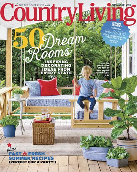 Country Living Magazine Sale
