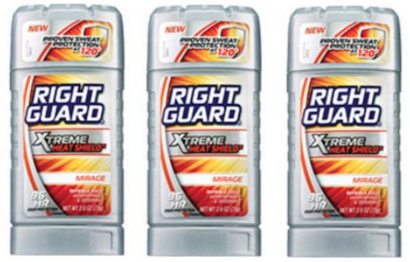 Right Guard Xtreme coupons