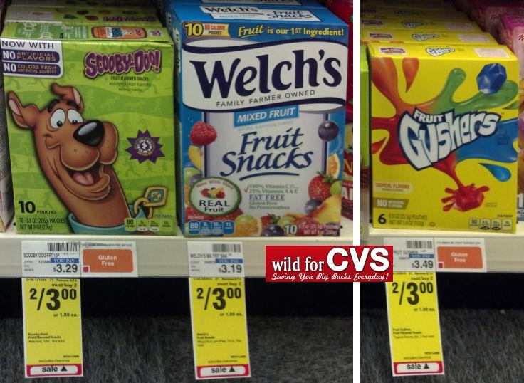 Fruit snack deals