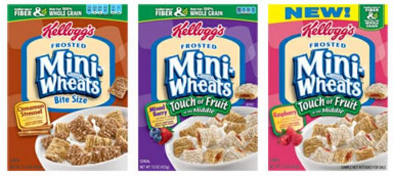 Kellogg's Mini-Wheats