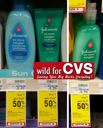 johnson's baby no more tangles deals