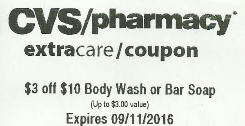 body wash coupon