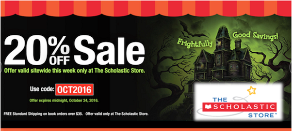 Coupon code for scholastic