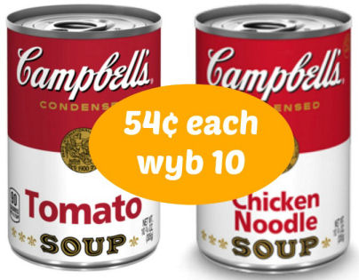 Refrigerated Soup on sale for $ making it $ after the coupon. Check out some more great deals you can score with this new coupon as well! Here are your deals.
