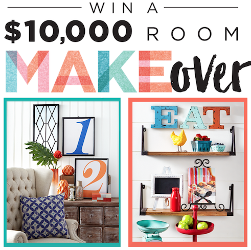 Enter To Win 10 000 Michaels Makeover