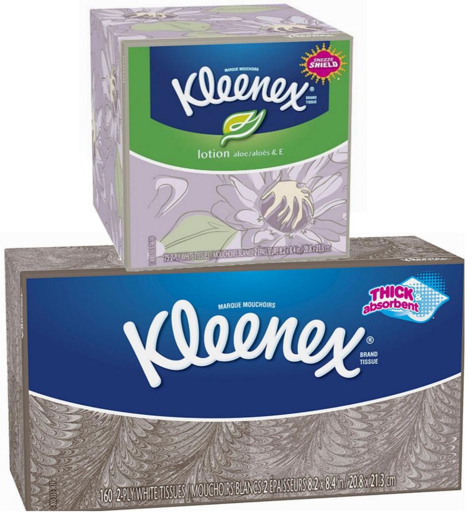 kleenex deals
