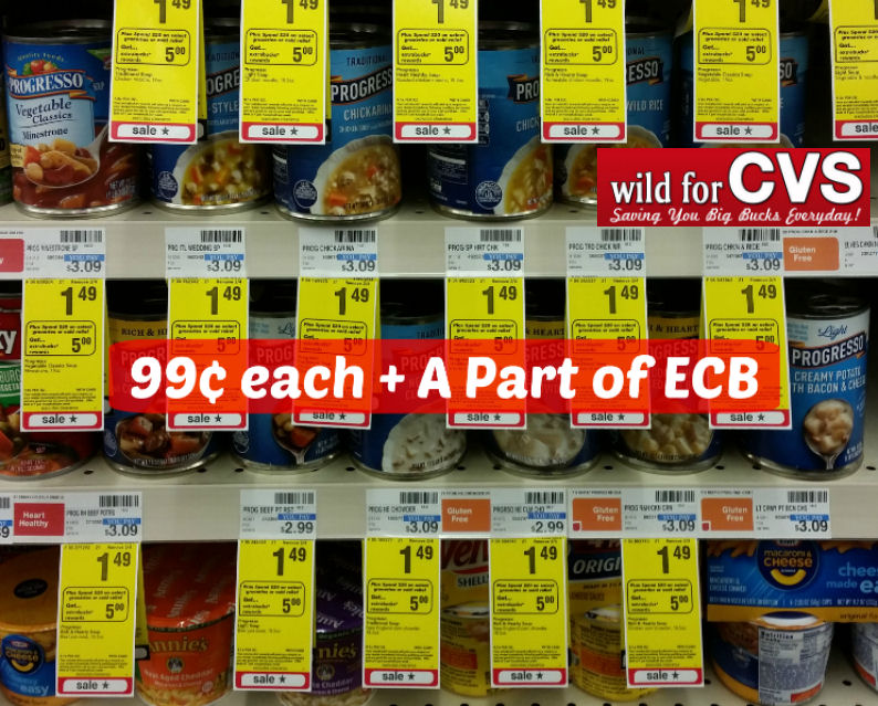 progresso soup ecb deal
