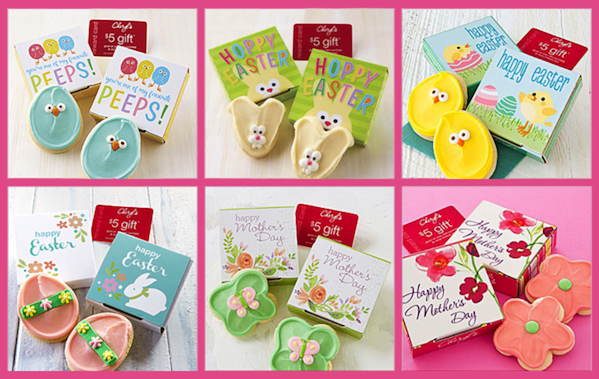Easter Cookie Cards