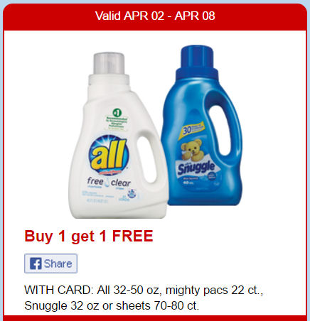 All free and clear coupons