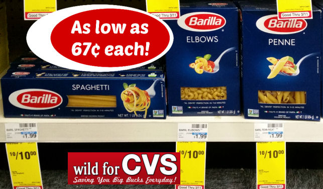 barilla deal