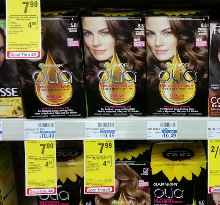 Garnier Olia Hair Color Over 70 Off