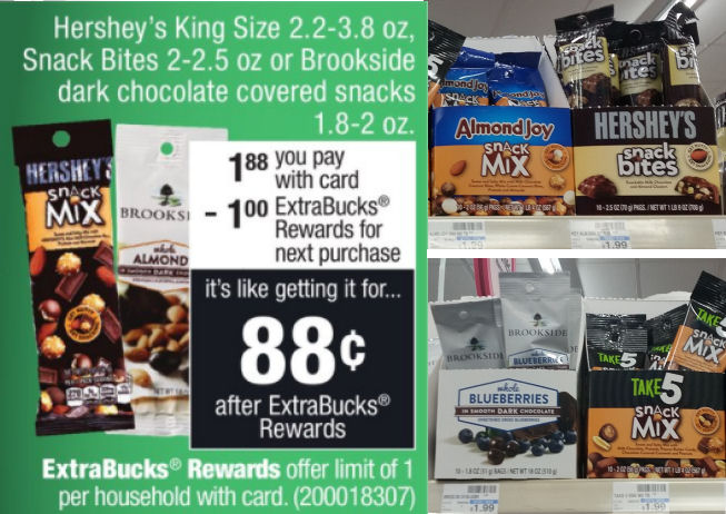 hershey's snack mix brookside deals