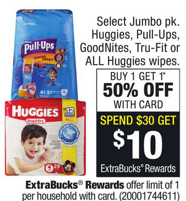 huggies deal