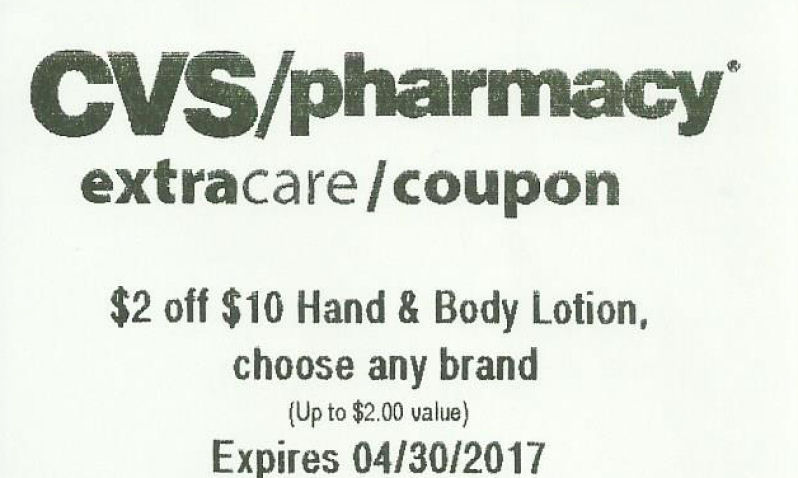 lotion coupon