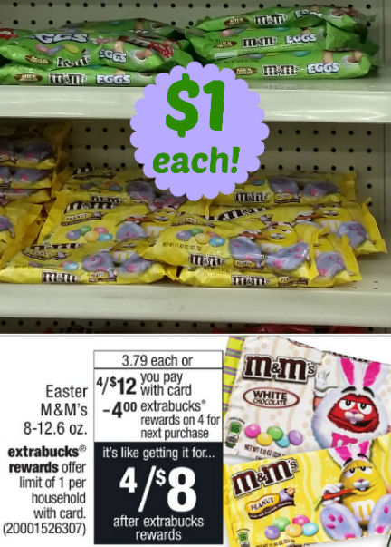 m&m deals