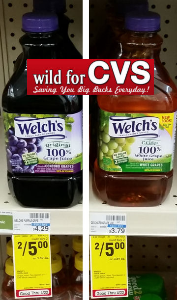 welch's deals