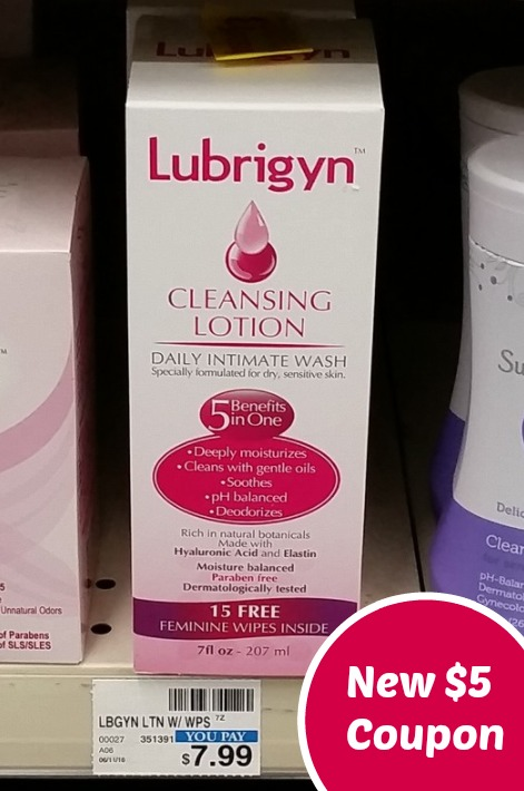 New Lubrigyn Coupon