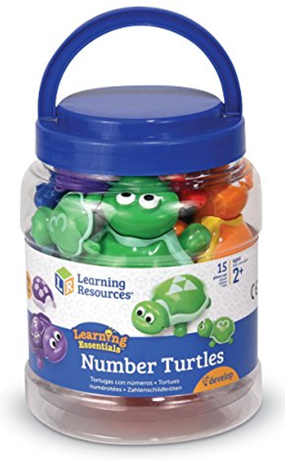 Number Turtles Learning Resources
