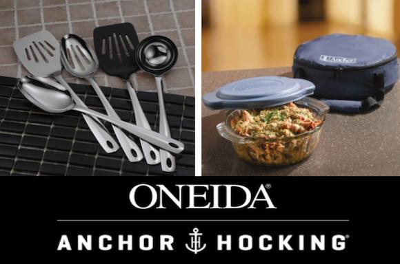 Oneida Anchor Hocking