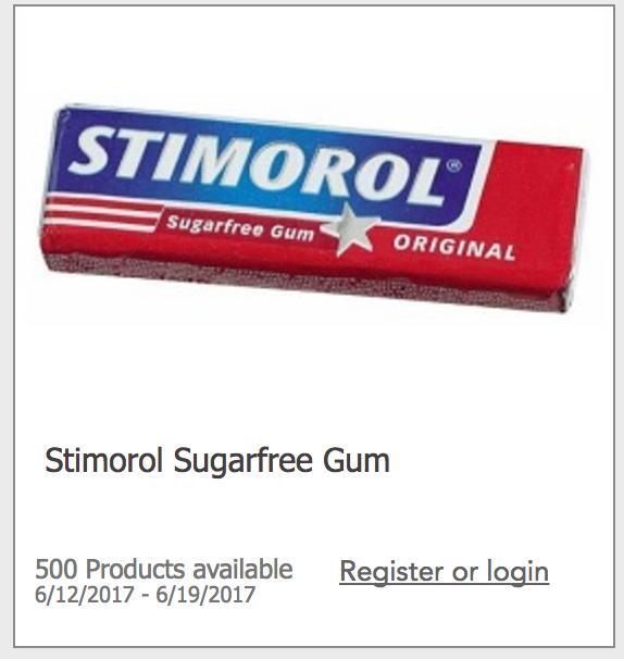 Free Gum