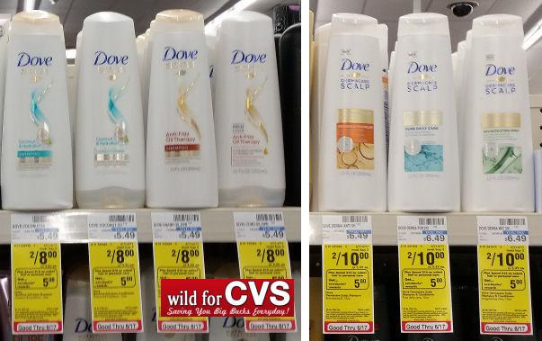dove deals
