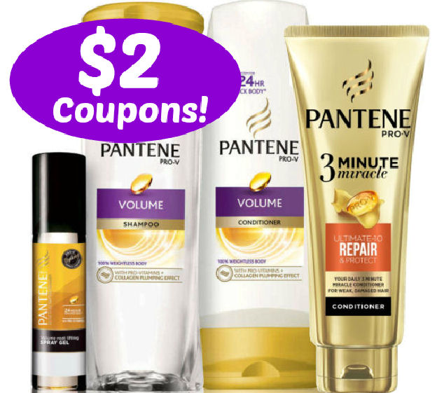photo about Pantene Coupons Printable named Fresh new $2 Pantene Discount codes Choose Up $1 Hair Treatment Future 7 days!