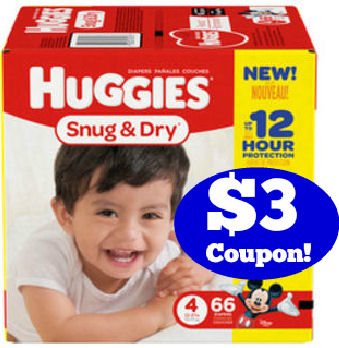 huggies $3 coupon