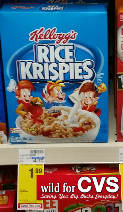 kellogg's rice krispies deal