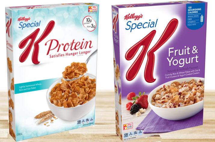 Special K Cereals 1 49 Next Week