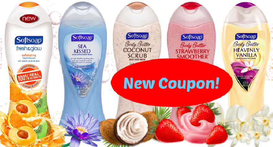 photograph regarding Softsoap Printable Coupon identify Clean Softsoap Entire body Clean Coupon ECB Package deal!