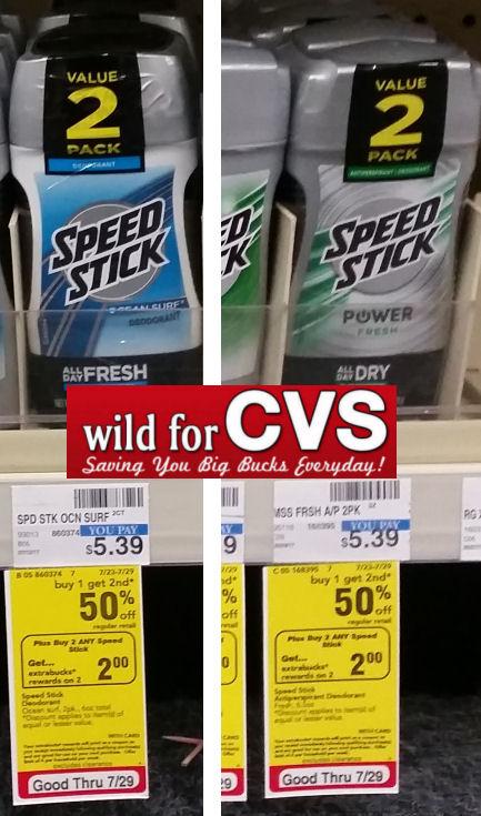 speed stick twin pack deals