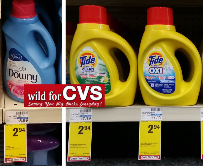 tide and downy deals