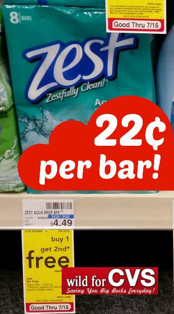 zest bars