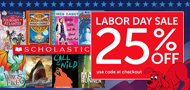348133a5a71 The Scholastic Store  25% Off + Ships Free